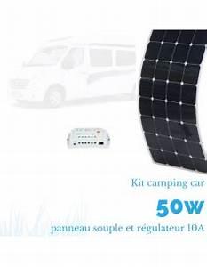 Panneau Solaire Camping Car Quelle Puissance : kit solaire photovoltaique pas cher 12v 220v ~ Medecine-chirurgie-esthetiques.com Avis de Voitures