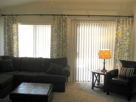 Sliding Door Curtains Decorating Ideas by Choosing Curtains For Sliding Glass Doors Style And