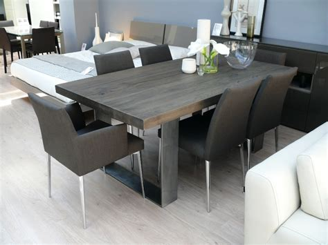 new arrival modena wood dining table in grey wash amodeblog
