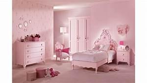 Lit Princesse Pour Fille : lit princesse mod le c cile rose pastel piermaria so nuit ~ Teatrodelosmanantiales.com Idées de Décoration