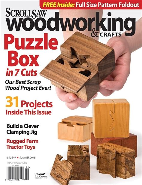diy puzzle lock box woodworking projects plans  furniture ideas pinterest