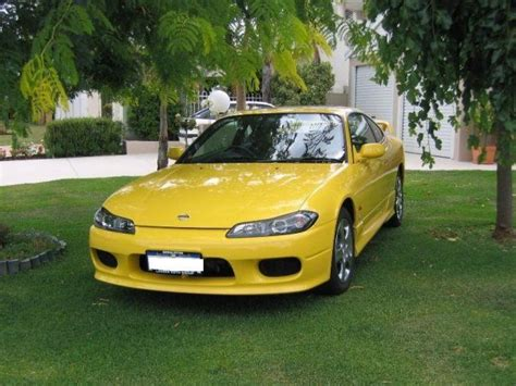 Nissan Silvia 200SX GT S15 Spec R Yellow | Nissan silvia ...