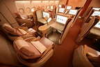 I Fly First Class Announces Top 10 Best Seats in First Class Cabin