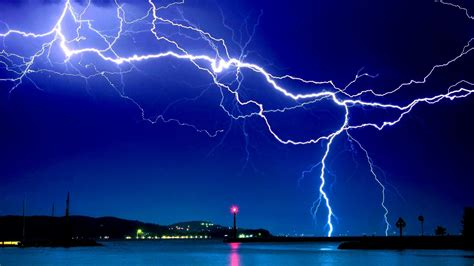 64 blue lightning wallpapers on wallpaperplay