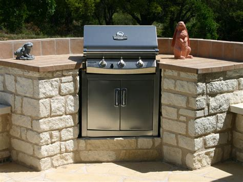 bowman landscaping outdoor cooking