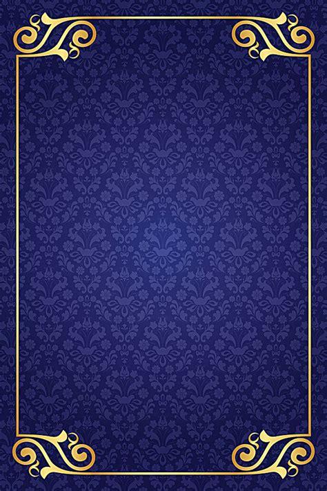european pattern blue background   flower