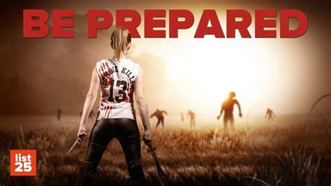 zombie apocalypse survive need things