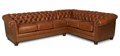 leather chesterfield sofa chesterfield leather sectional