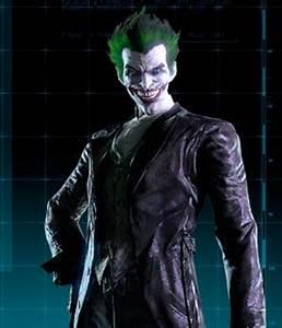 The Joker - Arkham Wiki