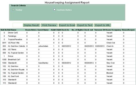28 Images Of Room Inventory Template