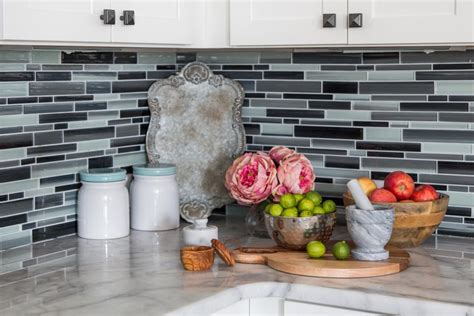what to put on top of your kitchen cabinets 11 things to put on your kitchen countertops hgtv
