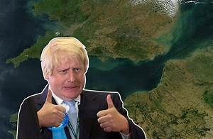 Giant Bridge from England to France by Boris Johnson: Here ...