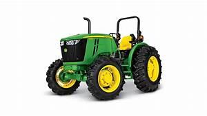John Deere 5085e Utility Tractor Maintenance Guide  U0026 Parts