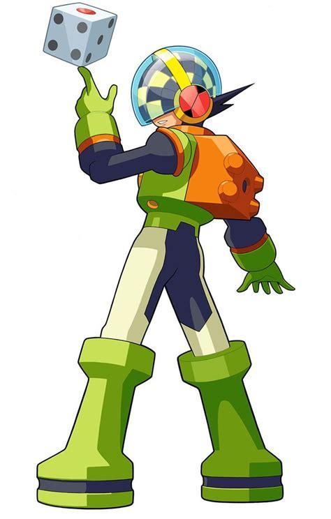 Number Soul From Mega Man Battle Network 5 Mega Man