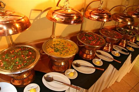 buffet cuisine innovative marketing design my affair with