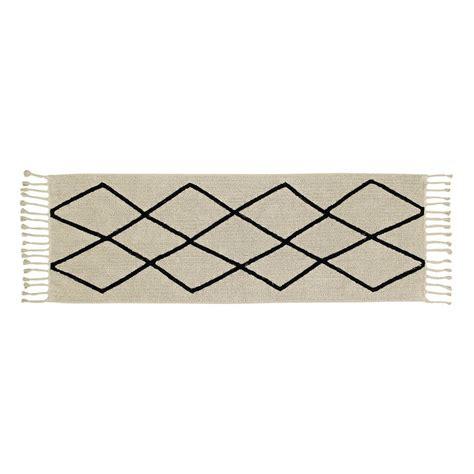 tapis canals soldes tapis design marocain noir 233 cru design berb 232 re canals
