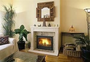 Installer Une Cheminée : po les bois rouen ramona ~ Premium-room.com Idées de Décoration