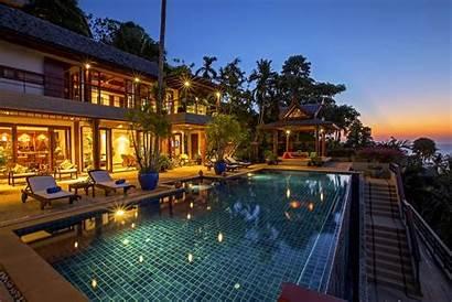 Villa Thailand Phuket Villas Pool Private Beach