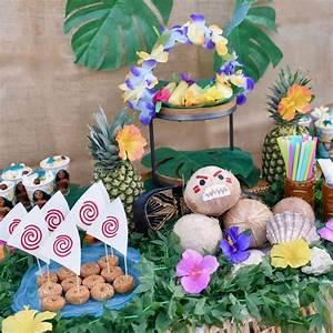 Disney Moana Party Every Child will Love - Make Life Lovely