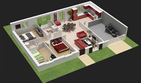 cuisine ouverte en l 5 plans pour construire votre propre maison