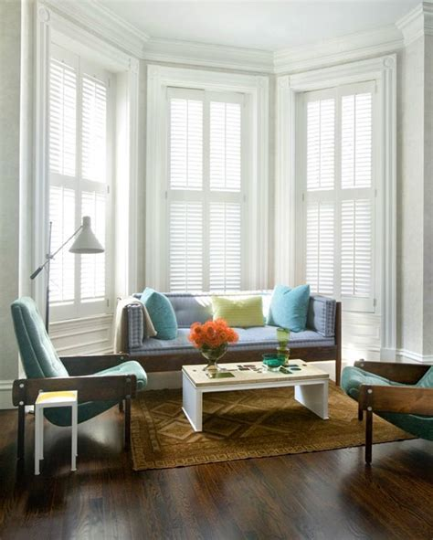 picture  bay window decorating ideas
