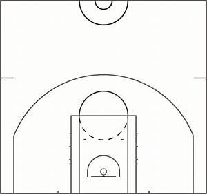 Best Photos of Basketball Half-Court Diagram - Half-Court ...