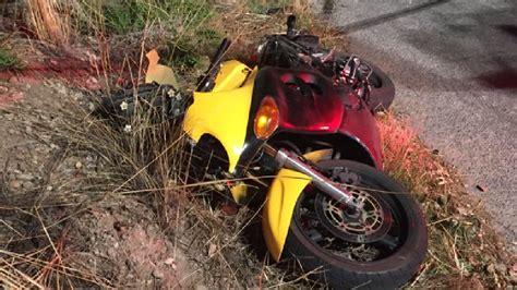 One Man Dead After Motorcycle Crash Near Spanish Fork Kutv