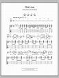 One Love by Bob Marley - Guitar Tab - Guitar Instructor