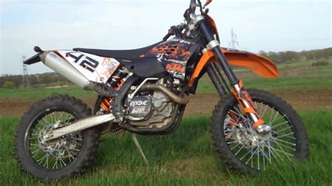 ktm  exc yamaha  yzf enduro motocross mx
