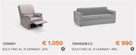 Divani Design Saldi :  Saldi Al 50% Fino Al 31 Gennaio 2015