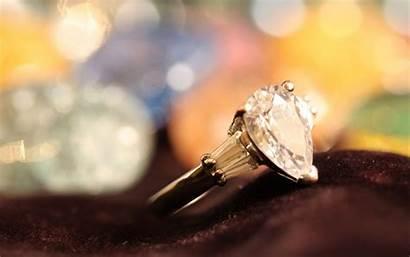 Engagement Ring Jewellery Wallpapers Background Diamond Windows