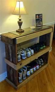 Palette Bois Gratuite : 24 utilisations incroyables de vieilles palettes en bois ~ Melissatoandfro.com Idées de Décoration