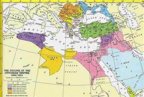 when was the fall of the ottoman empire futurist trendcast