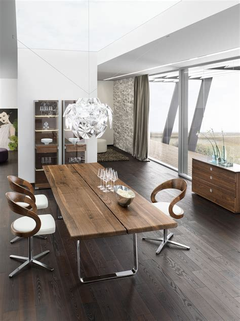contemporary kitchen table team 7 m 246 bel lange ihr m 246 belpartner in b 252 nde 2518