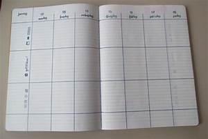 moleskine cahier diy planner 2017 mymoleskine community With moleskine calendar template
