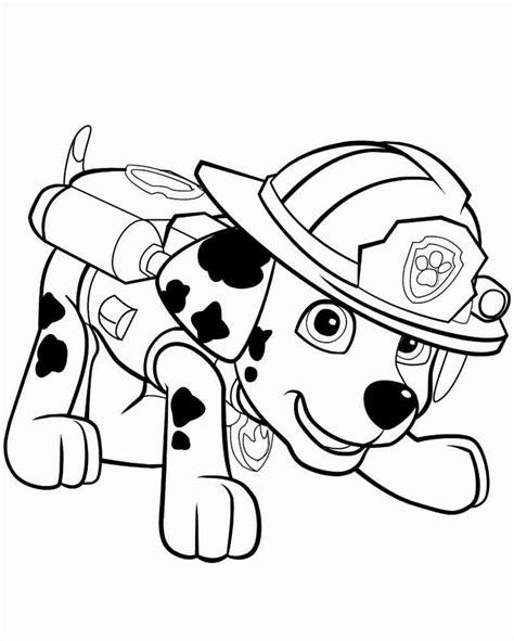 Kostenlose ausmalbilder in einer vielzahl von themenbereichen, zum ausdrucken und anmalen. Marshall Feuerwehrauto Ausmalbild   Kinder Ausmalbilder