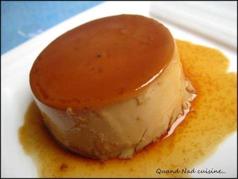 recette oeufs au lait au caramel  site culinaire