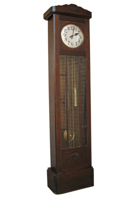 gustav becker grandfather clock ff joenevo