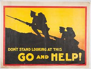 World War One recruitment and war effort posters | State ...