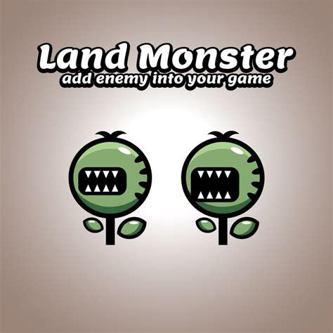 bevouliin  sprite sheets plant monster opengameartorg