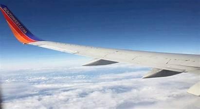 Wing Wings Airplane Flight Turbulence Physics Southwest