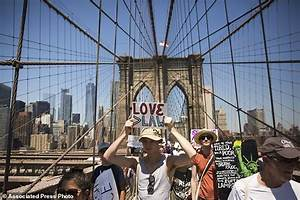 'We care': Protesters of family separations flood US ...