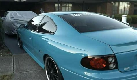 Cars For Sale In Macquarie by 2005 Holden Monaro 2005 Holden Monaro Cv8 Macquarie