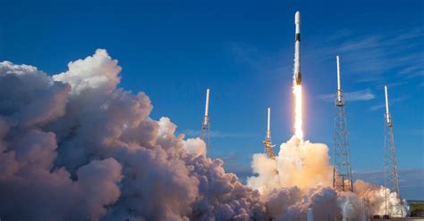 Spacex Successfully Launches 60 Starlink Satellites ...