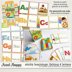 30 best images about sticky learnings on pinterest post With letter go fish