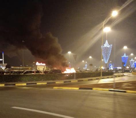 si鑒e auto auchan giugliano paura ad auchan auto alle fiamme nel parcheggio