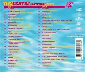 The Dome Cd 2018 : the dome summer 2004 2 cd 2004 ~ Jslefanu.com Haus und Dekorationen