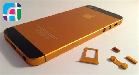 black and gold iphone 5s iphone 5 modifications fix my touch kelowna 1209