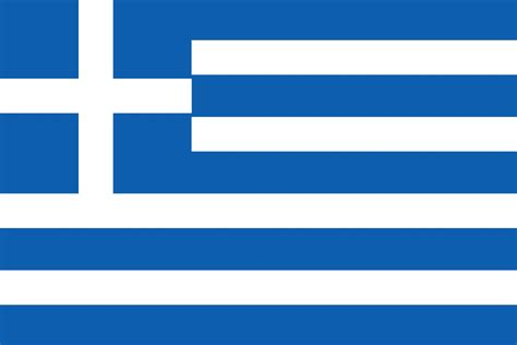 greece flag package country flags