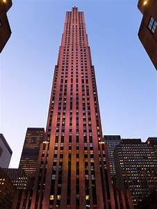 Höchstes Gebäude New York : rockefeller center en nueva york ~ Eleganceandgraceweddings.com Haus und Dekorationen